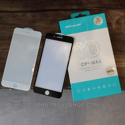 Dán cường lực iPhone 8 Plus - Nillkin XD CP+ Max trong suốt